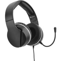 Micro Casque Gaming Filaire Subsonic pour console Xbox Séries X/S Black