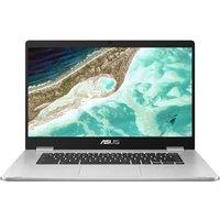 PC Portable Asus 90NX01R1 M04650 15,6 Ecran tactile Intel Celeron 8 Go RAM 128 Go eMMC Silver