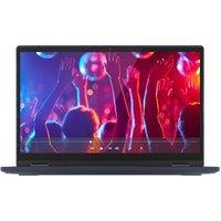 PC Ultra Portable Lenovo Yoga 6 13ALC6 13,3 Ecran tactile AMD Ryzen 5 16 Go RAM 512 Go SSD Blue abysse