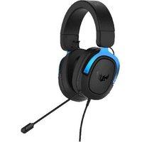 Casque gaming filaire Asus Tuf H3 Black et bleu
