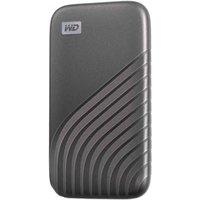 Disque SSD Western Digital My Passport™ 2 To Grey