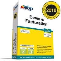 EBP Devis et Facturation Classic VIP Dernière version