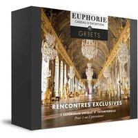 Coffret cadeau Smartbox Rencontres exclusives