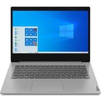 PC Ultra Portable Lenovo IdeaPad 3 14IIL05 14 Intel Core i7 8 Go RAM 256 Go SSD Grey platine