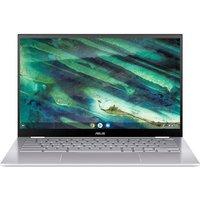 Chromebook Asus Flip C436FA E10089 14 Ecran tactile Intel Core i5 16 Go RAM 256 Go SSD Silver