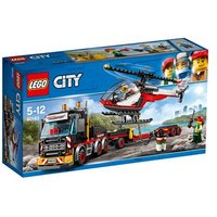 LEGO City Heavy Cargo Transport 60183