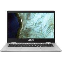 Chromebook Asus C423NA BZ0162 14 Ecran tactile Intel Celeron 8 Go RAM 64 Go eMMC Silver