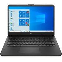 PC Ultra Portable HP 14s dq0036nf 14 Intel Celeron 4 Go RAM 128 Go SSD Black ébène