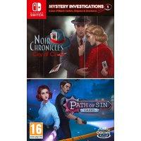 Mystery investigations 1 Nintendo Switch