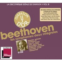 Beethoven Les Sinfonien 11 Cd (DIAPCF003)