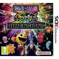Pac-Man & Galaga Dimensions Nintendo 3DS