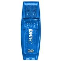 Clé USB 2.0 Emtec Color Mix C410, 32 Go