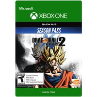 Code de t�lechargement Dragon Ball Xenoverse 2 Season Pass Xbox One