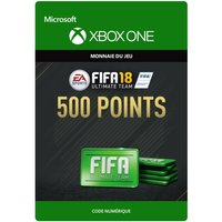 FIFA 18 : Ultimate Team FIFA Points 500 - Code de t�lechargement - Xbox One