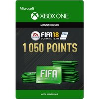 FIFA 18 : Ultimate Team FIFA Points 1050 - Code de t�lechargement - Xbox One
