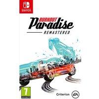 Burnout Paradise : Remastered Nintendo Switch