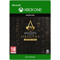 Code de t�lechargement Assassin's Creed Origins Season Pass Xbox One
