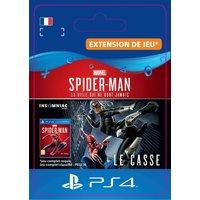 Code de t�l�chargement Marvel's Spider-Man Le casse PS4