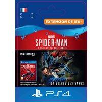 Code de t�l�chargement Marvel's Spider-Man La guerre des gangs PS4