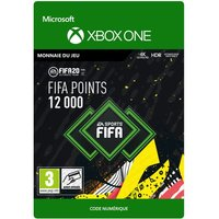 Code de t�l�chargement FIFA 20 Ultimate Team 12000 points Xbox One