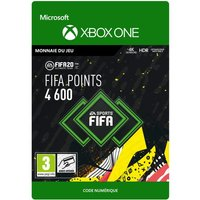 Code de t�l�chargement FIFA 20 Ultimate Team 4600 points Xbox One