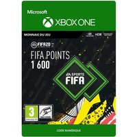Code de t�l�chargement FIFA 20 Ultimate Team 1600 points Xbox One
