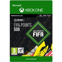 Code de t�l�chargement FIFA 20 Ultimate Team 500 points Xbox One