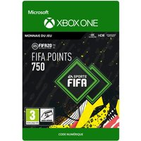 Code de t�l�chargement FIFA 20 Ultimate Team 750 points Xbox One