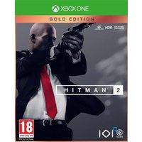 Hitman 2 Edition Gold Xbox One