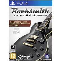 Rocksmith 2014 + C�ble PS4 - PlayStation 4