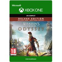 Code de t�l�chargement Assassin's Creed Odyssey: Edition Deluxe Xbox One