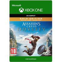 Code de t�l�chargement Assassin's Creed Odyssey Edition Gold Xbox One