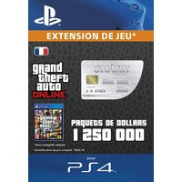 GTA V : Great White Shark Cash Card PS4 code de t�l�chargement