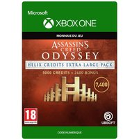 Code de t�l�chargement Assassin's Creed Odyssey Pack Extra Large de Cr�dits Helix Xbox One