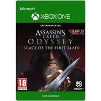 Code de t�l�chargement Assassin's Creed Odyssey L'H�ritage de la Premi�re Lame Xbox One