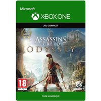 Code de t�l�chargement Assassin's Creed Odyssey Xbox One