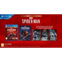Marvel's Spider-Man - Game Of The Year PS4