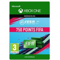 Code de t�l�chargement FIFA 19 Ultimate Team 750 Points Xbox One