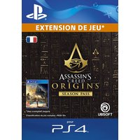 Code de t�l�chargement Assassin's Creed Origins Season Pass PS4