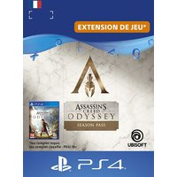 Code de t�l�chargement Assassin's Creed Odyssey Season Pass PS4