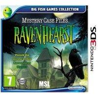 Mystery Case Files Ravenhearst 3DS