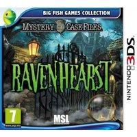 Mystery Case Files Return To Ravenhearst 3DS - Nintendo 3DS
