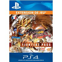 Code de t�l�chargement Dragon Ball FighterZ FighterZ Pass PS4