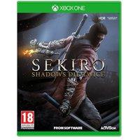 Xbox One - Sekiro: Shadows Die Twice Box (310365)