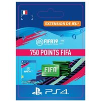 Code de t�l�chargement FIFA 19 Ultimate Team 750 Points PS4