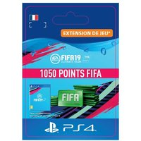 Code de t�l�chargement FIFA 19 Ultimate Team 1050 Points PS4