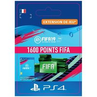 Code de t�l�chargement FIFA 19 Ultimate Team 1600 Points PS4