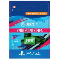 Code de t�l�chargement FIFA 19 Ultimate Team 2200 Points PS4