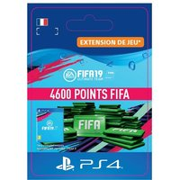Code de t�l�chargement FIFA 19 Ultimate Team 4600 Points PS4