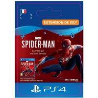 Code de t�l�chargement Marvel's Spider-Man La Ville qui ne dort jamais PS4
